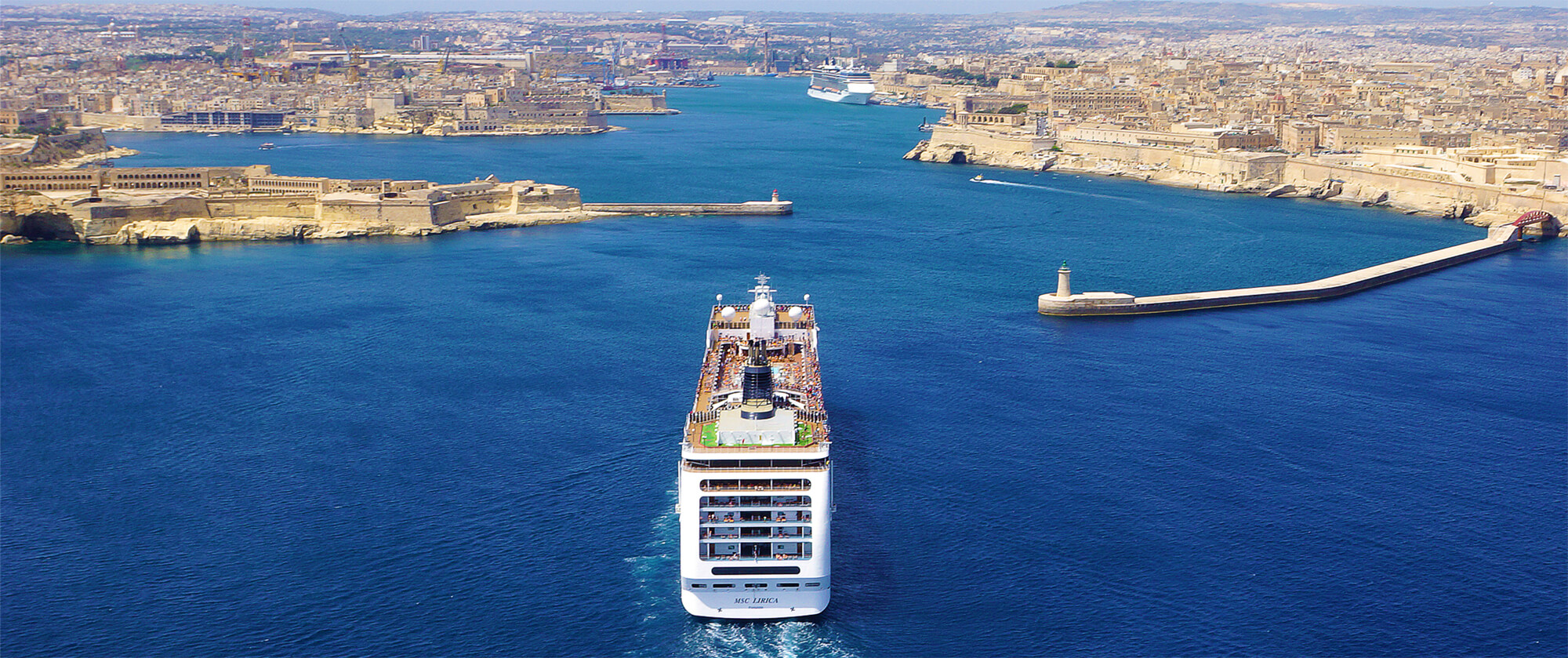 Magnificent Grand Harbour, Malta