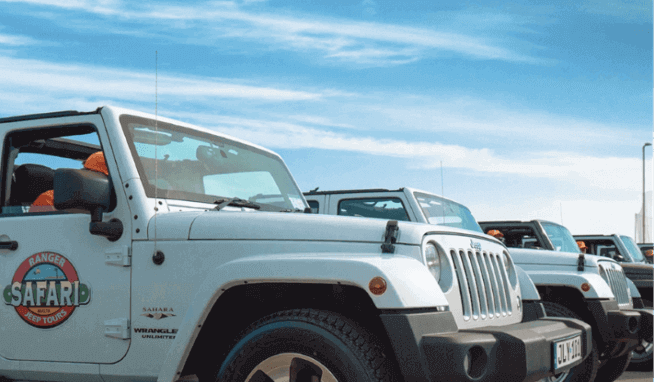 Ranger Safari Gozo Jeep Tour