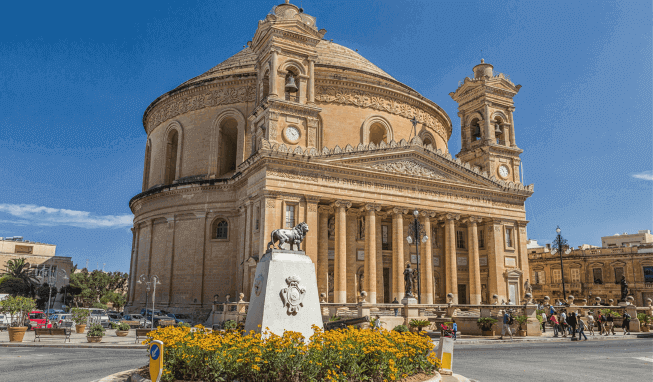 Mosta, Crafts Village & Mdina Tour