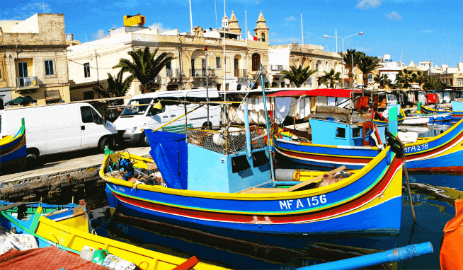 Blue Grotto & Marsaxlokk Tour