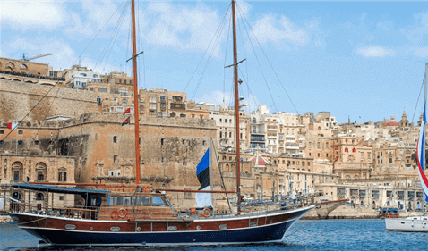 Gozo, Comino & Blue Lagoon Cruise by Fernandes