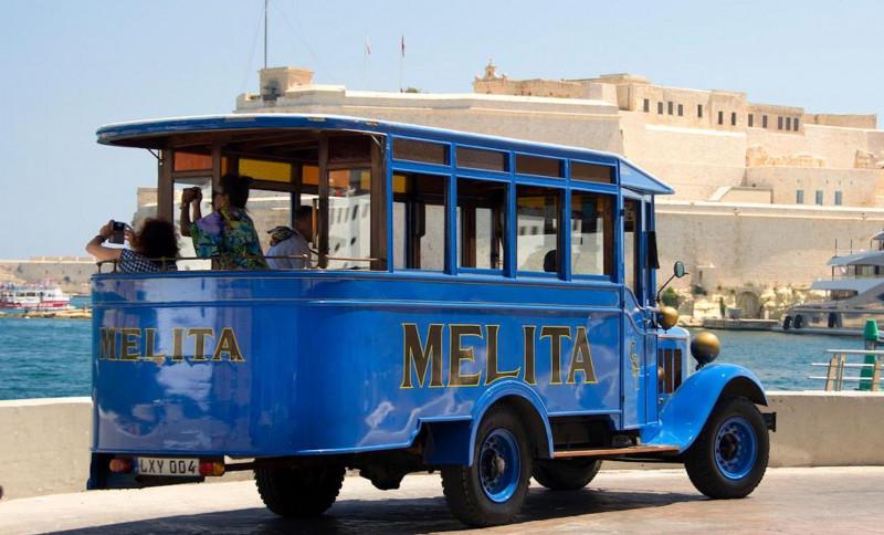 Vintage Malta Scenic Tour
