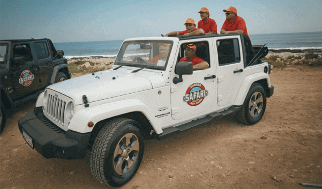 Ranger Safari Malta Jeep Tour