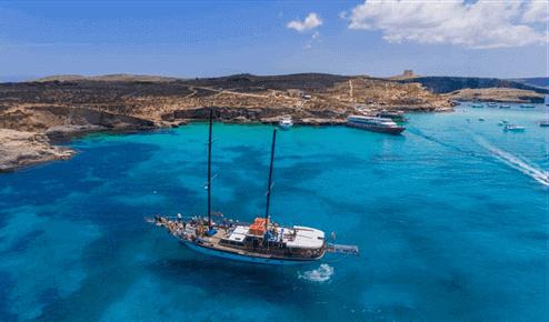 Round Malta Cruise by Gullet