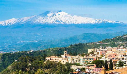 1 day Sicily - Pozzallo, Mount Etna & Taormina Tour