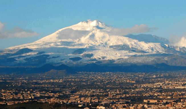 1 day - Sicily Pozzallo, Mount Etna & Modica Tour