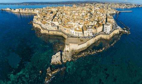 1 day Sicily - Pozzallo, Marzamemi, Noto & Syracuse Tour