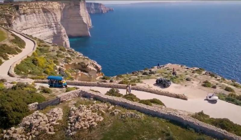 Gozo TUK TUK Land & Sea