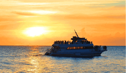 Comino & Blue Lagoon Sunset Cruise